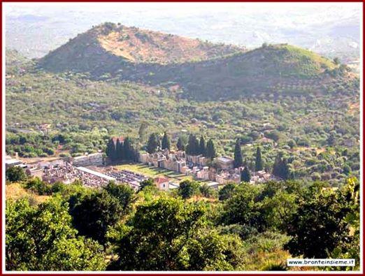 Monte Barca a Bronte