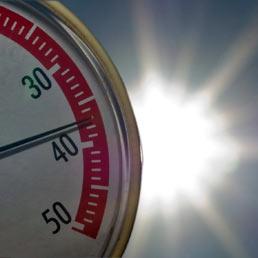 Bronte, prossimi giorni caldi e soleggiati