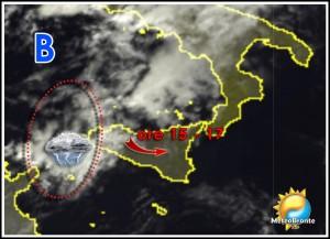 Satellite ore 12.00 - Sat24