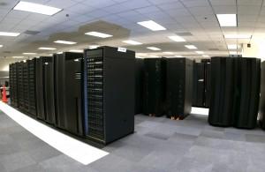 Supercomputer del NOAA - Il centro di calcolo per GFS