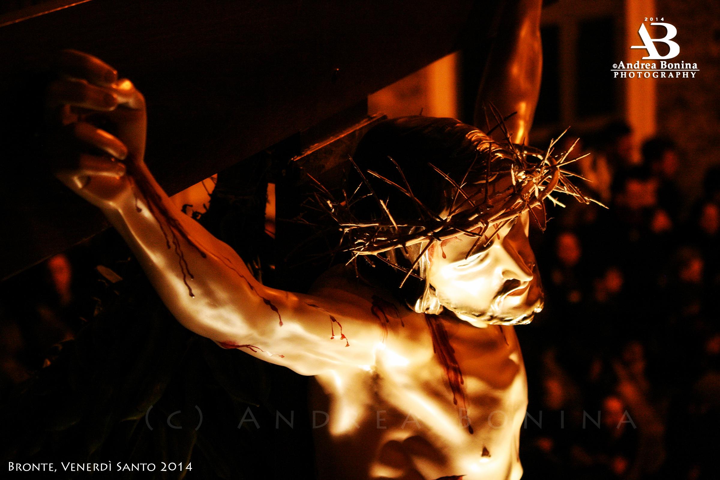 Processione Venerdì Santo Bronte