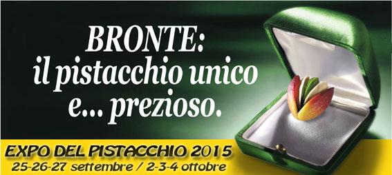 Sagra del Pistacchio di Bronte - EXPO del Pitsacchio 2015
