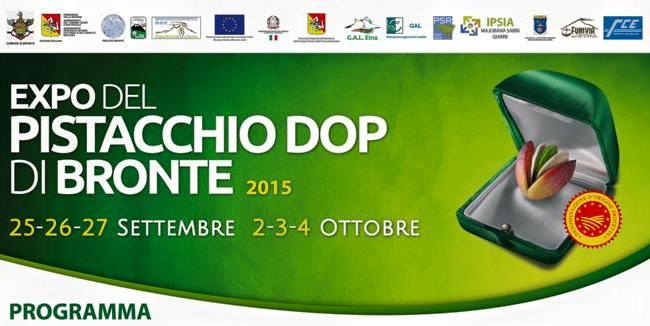 EXPO del Pistacchio di Bronte 2015