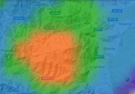 radar Bronte