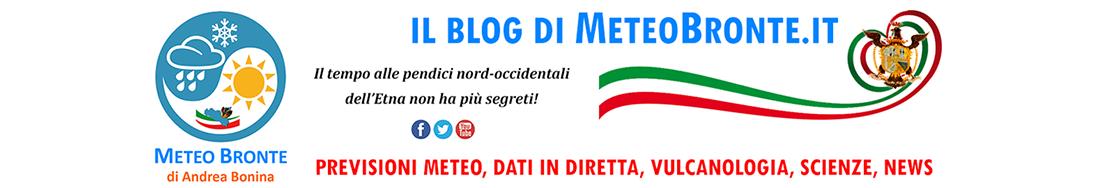 Meteo Bronte di Andrea Bonina