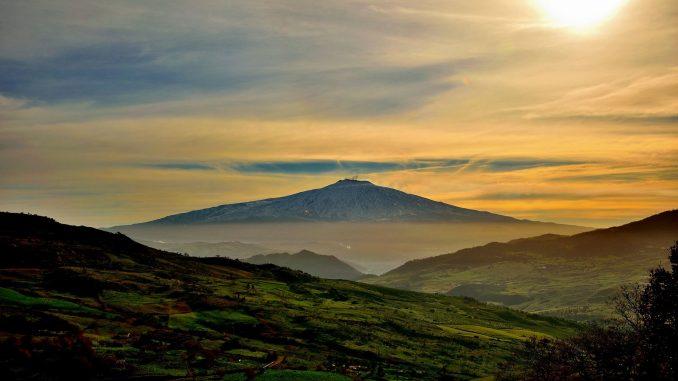 Versante nordoccidentale dell'Etna. Foto di Giuseppe Famiani